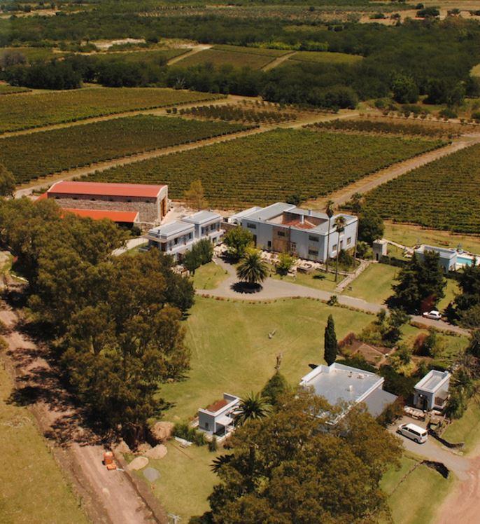 Narbona Winery, Carmelo Uruguay